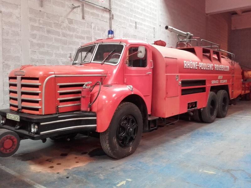 Des camions à gogo....Musée des sapeurs pompiers de Lyon - Page 4 20180343