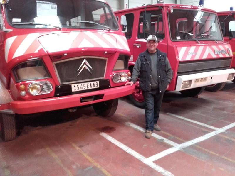 Des camions à gogo....Musée des sapeurs pompiers de Lyon - Page 4 20180345