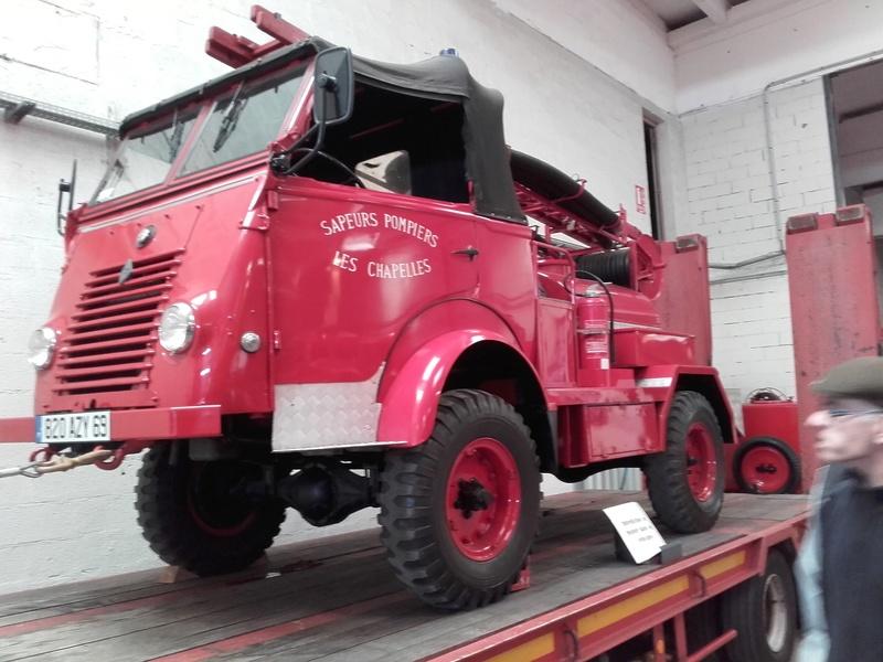 Des camions à gogo....Musée des sapeurs pompiers de Lyon - Page 4 20180347