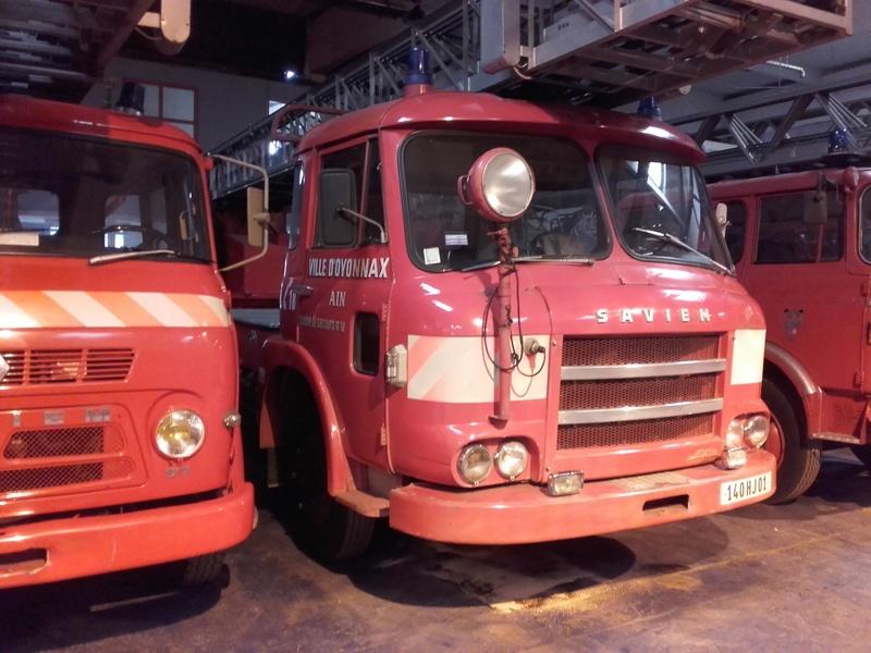 Des camions à gogo....Musée des sapeurs pompiers de Lyon - Page 4 20180349