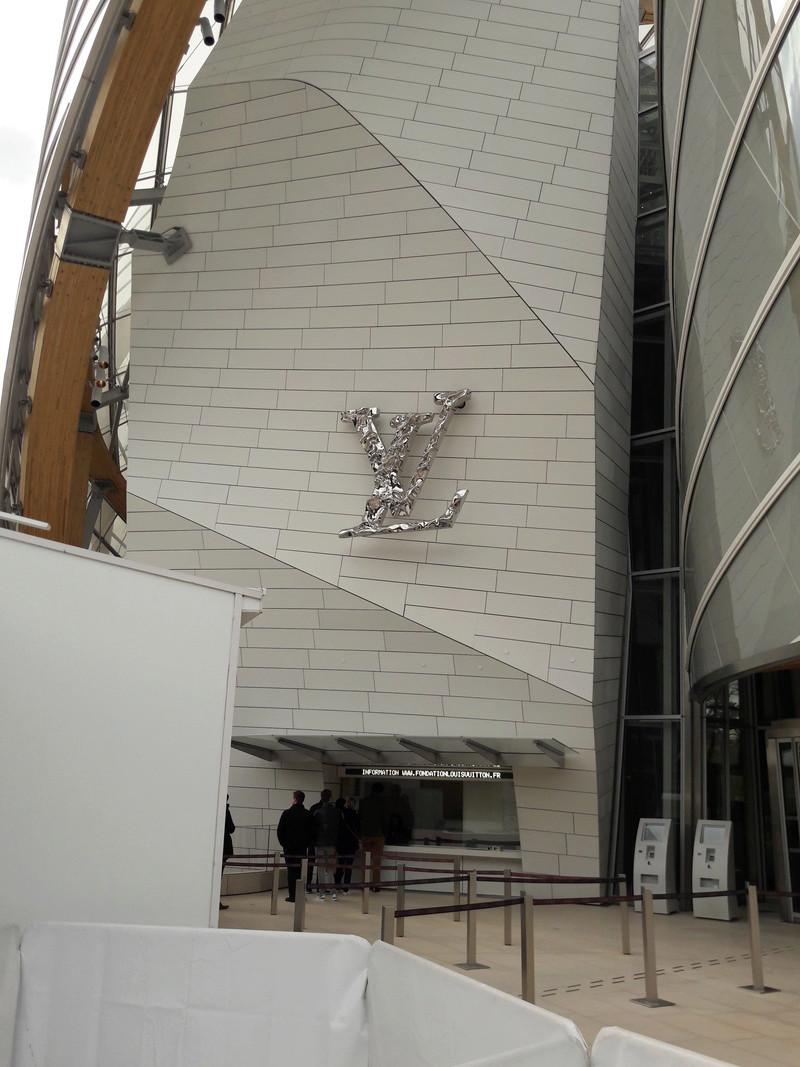 Fondation d'entreprises Louis Vuitton - Paris - France. 20180318
