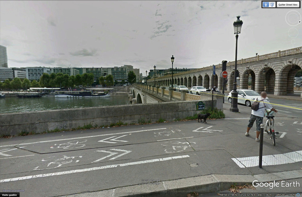 Cartes postales anciennes Vs StreetView - Page 2 Viaduc11