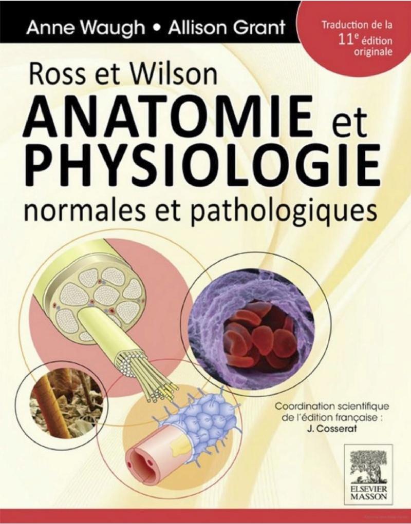 Livres Médicales - Ross et Wilson. Anatomie et physiologie normales et pathologiques Anatom10