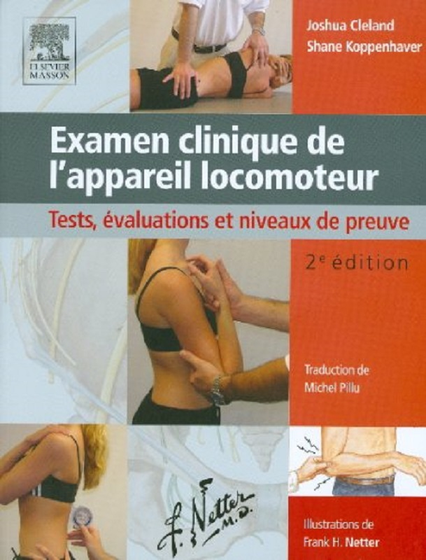 Livres Médicales - Examen Clinique De L'appareil Locomoteur (2e édition) Examen10