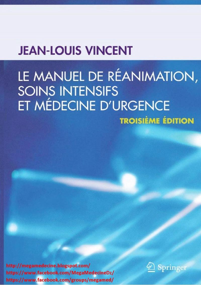 Livres Médicales - Le manuel de réanimation, soins intensifs et médecine d'urgence Le_man13
