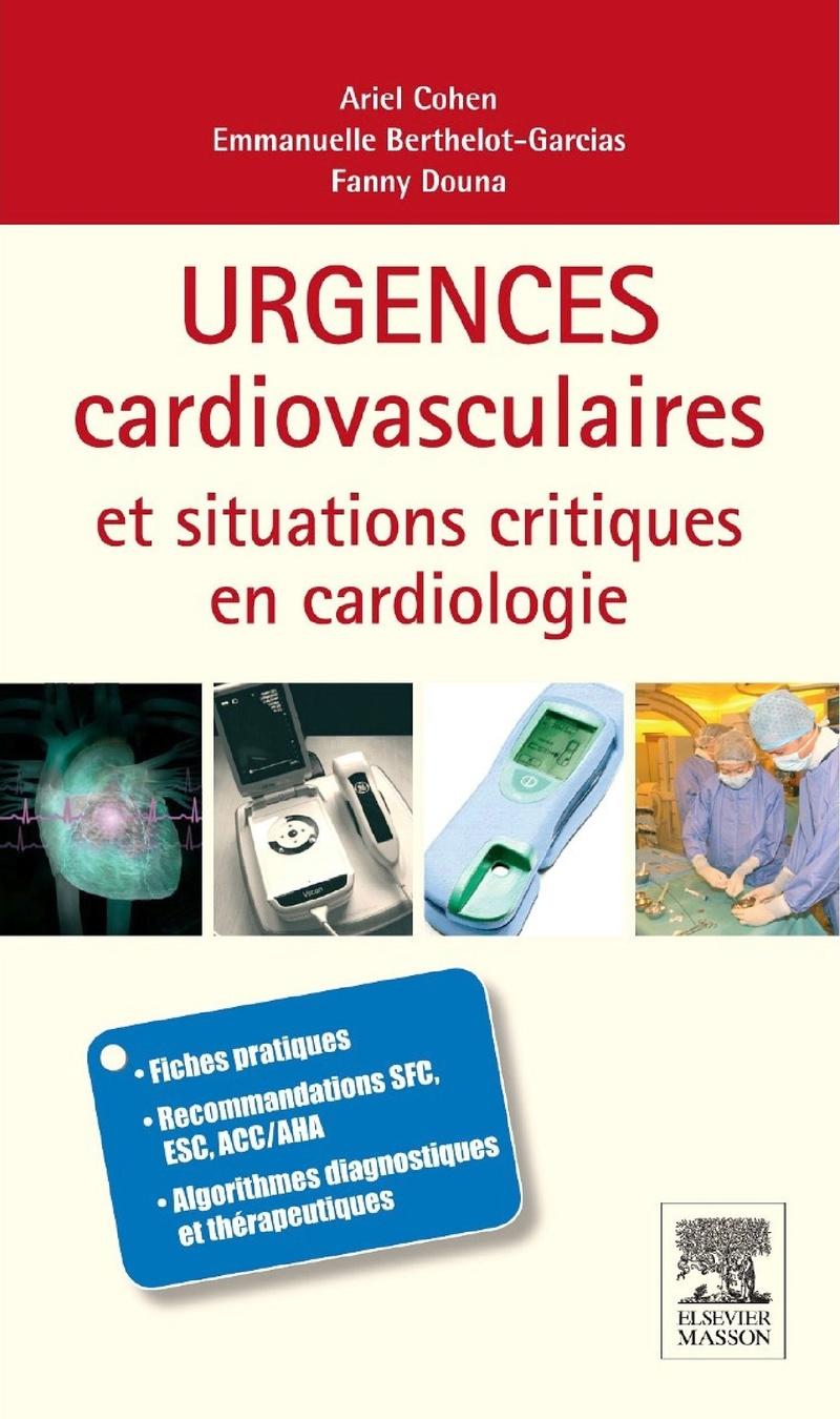 Livres Médicales - Urgences cardio-vasculaires et situations critiques en cardiologie Urgenc10