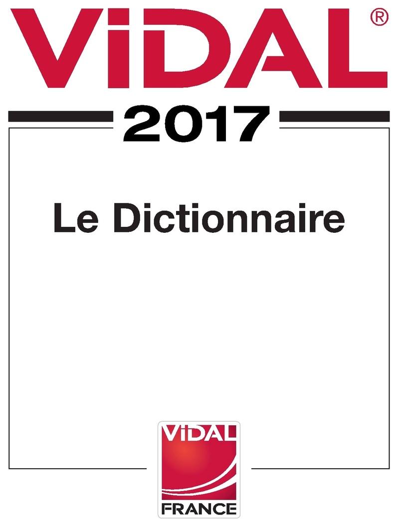 Livres Médicales - Vidal 2017 Le Dictionnaire Vidal_10