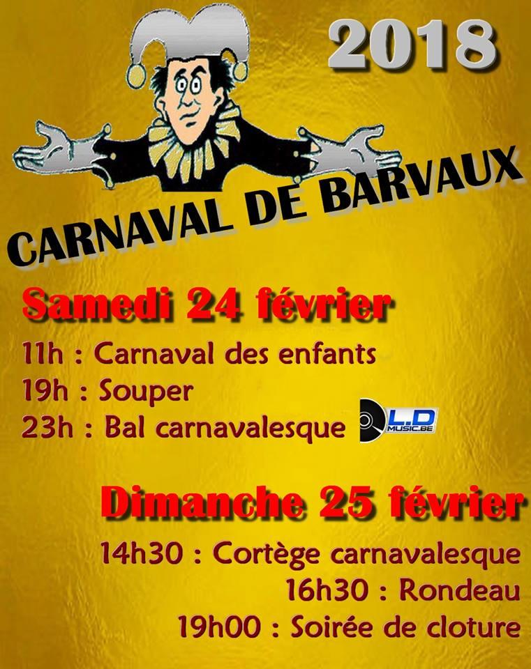 CARNAVAL - CARNAVAL DU 24 F2VIER AU 25 FEVIER 2018 DE BARVAUX  Carnav11