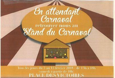 CARNAVAL - AGENDA CARNAVAL  DE L'ANNEE 2018 A MULHOUSE En_att11
