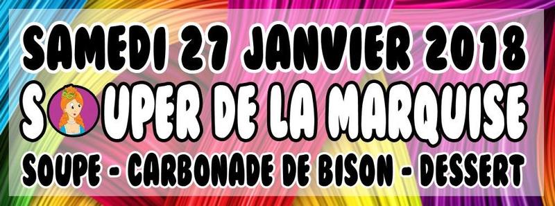 2018 - souper de la marquise 27 janvier 2018  Souper10