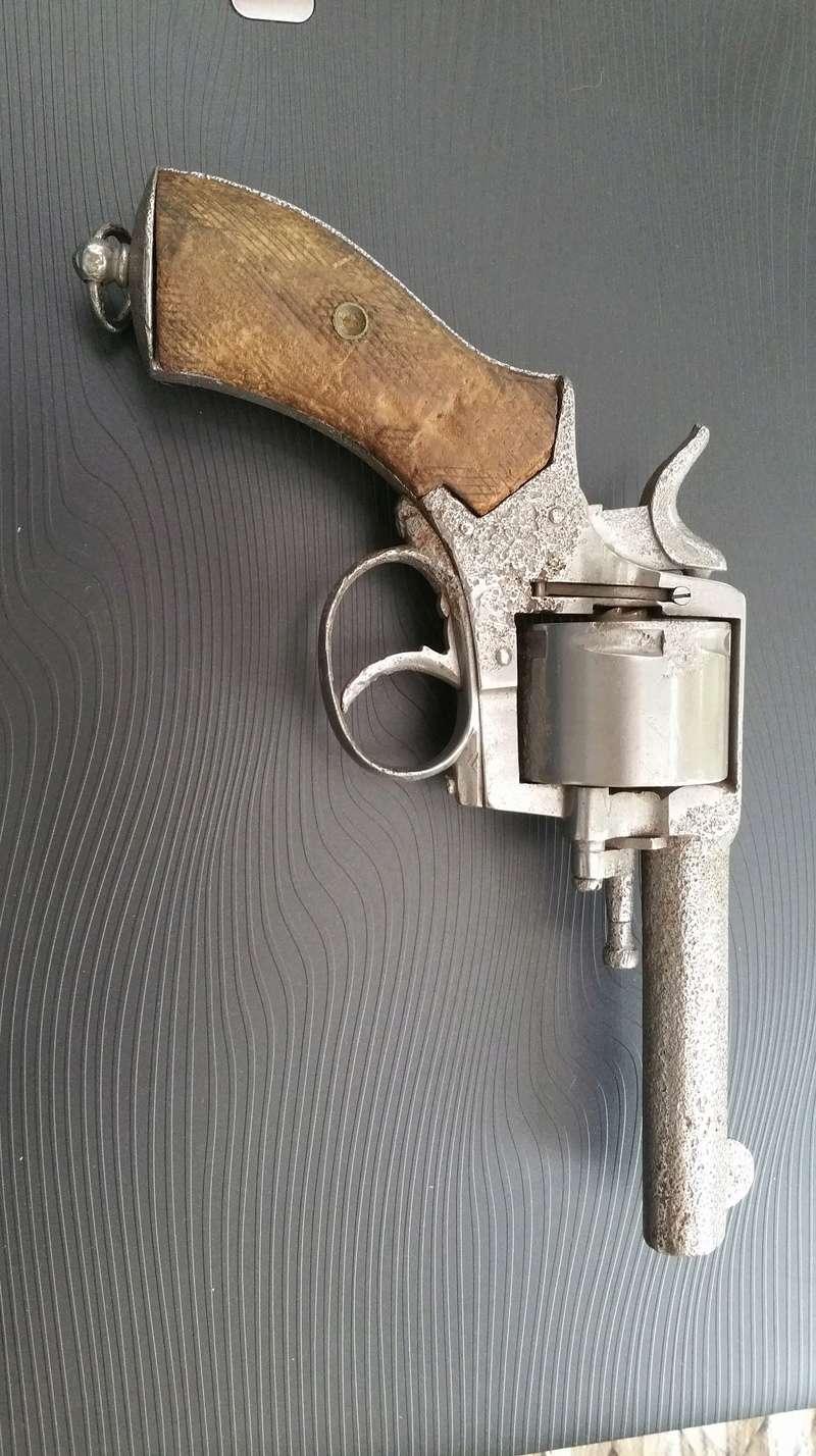 Quel est cet arme ? 20180513