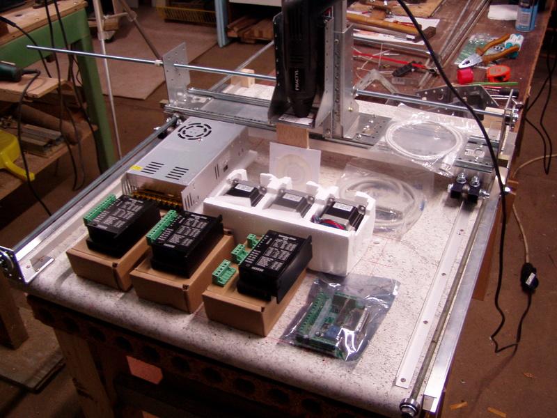 Fabriquer sa 1ere CNC 3d_c_n10