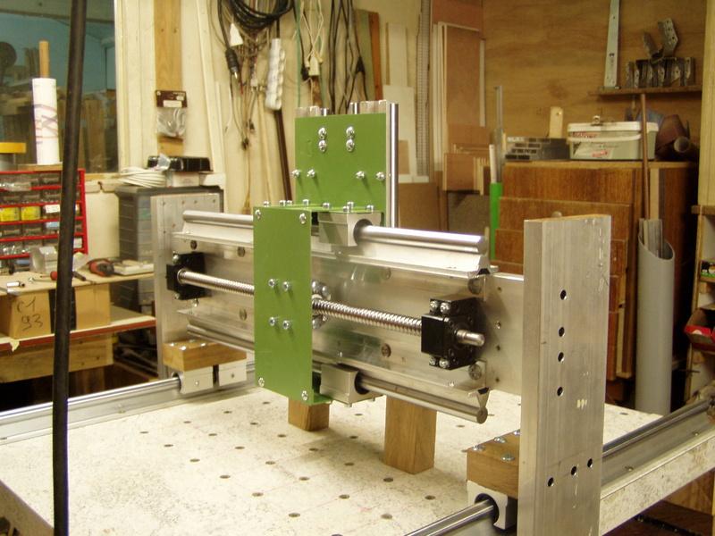 Fabriquer sa 1ere CNC P3160011