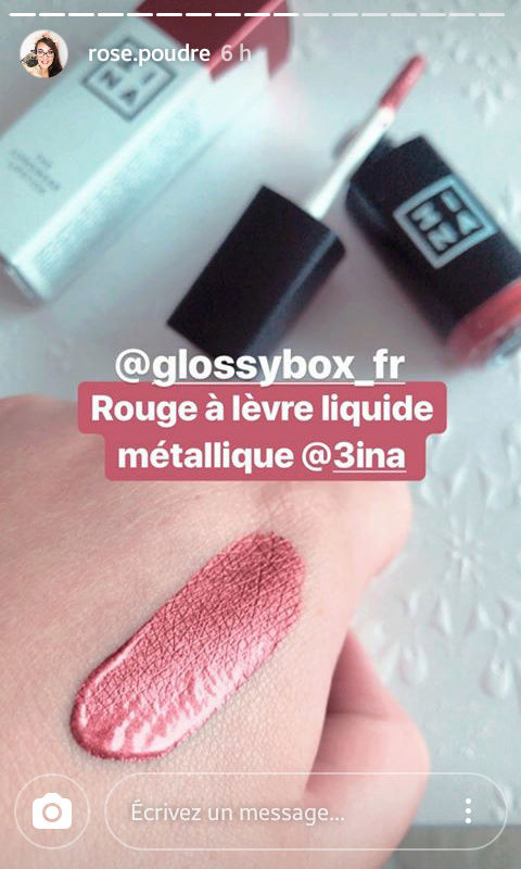 """Glossybox édition limitée """"It's cold outside"""" 23634810"""