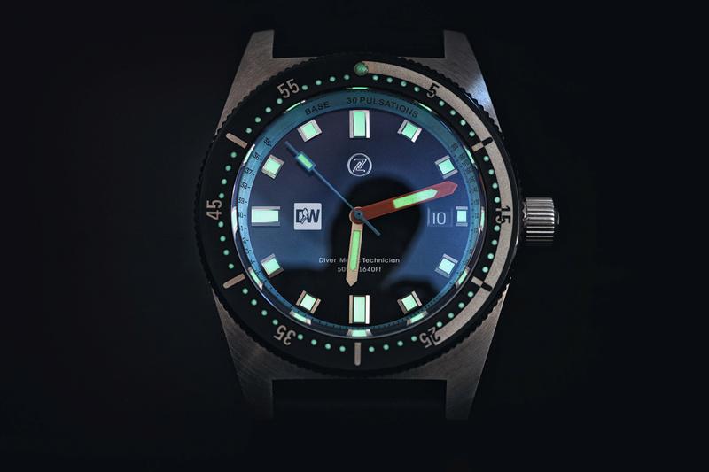 Zelos dwfb diver B0d56810