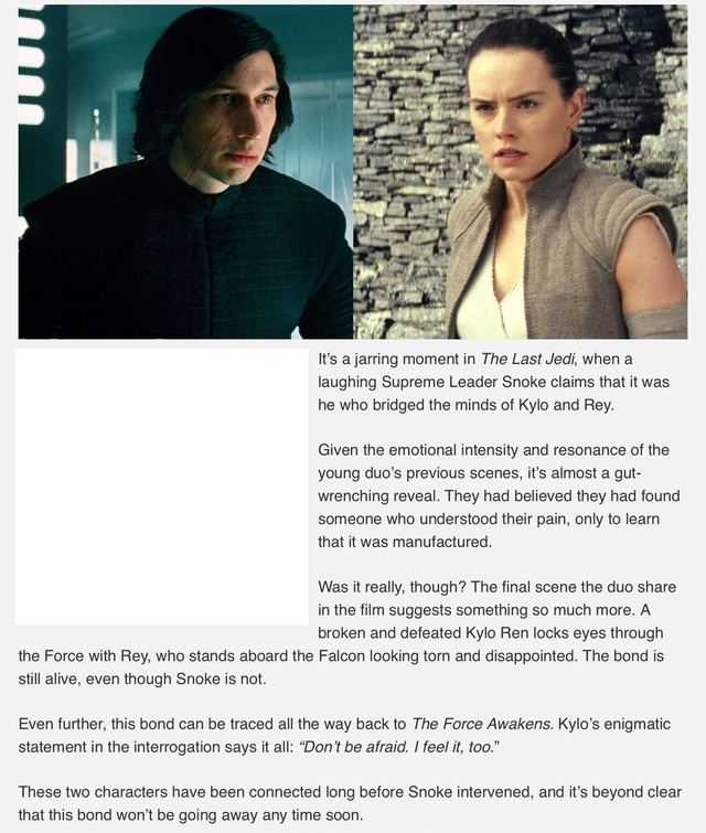 The Last Jedi General Discussion (Spoilers Allowed) 6c550d10
