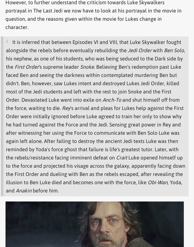 Discussion: Luke Skywalker in TLJ - Page 2 Adad2110