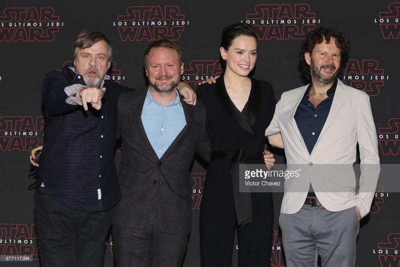 TLJ Press Tour (No Premiere/Screening Spoilers Allowed) - Page 6 Img_1050