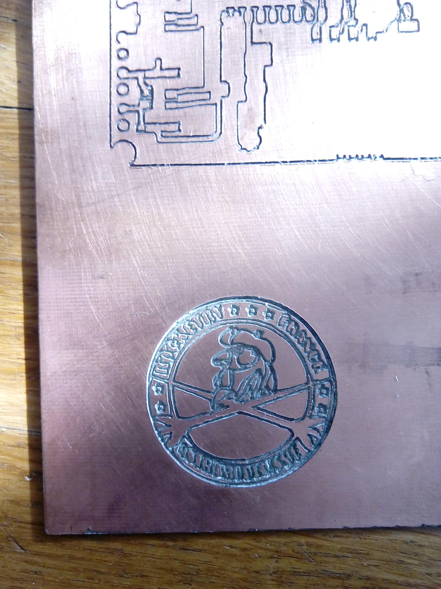 Petite CNC à 150 euros Gravur10