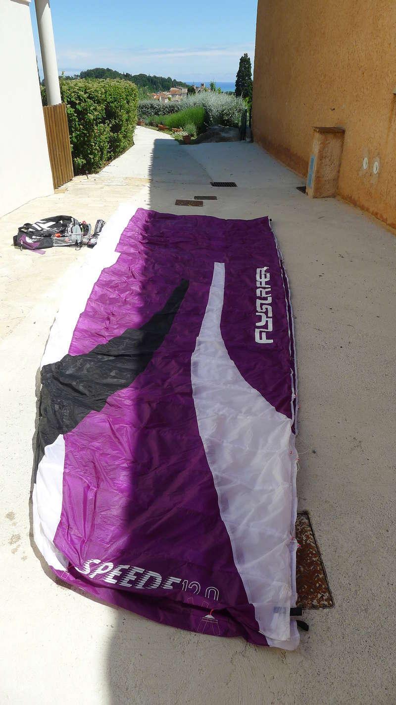 [VENDUE] Flysurfer Speed 5 12m complète en excellent état 1050€ P1330922