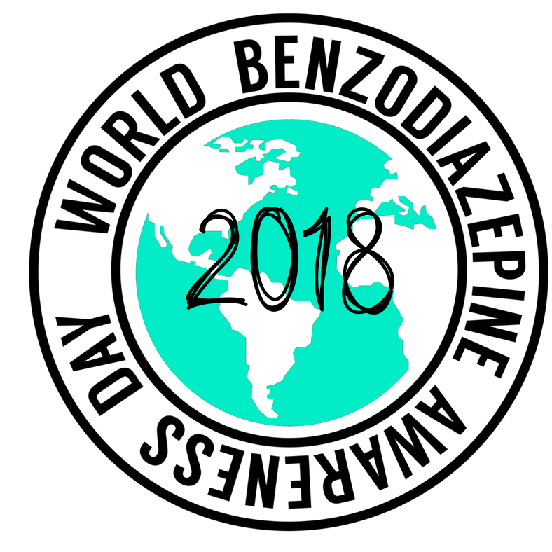 Journée internationale de sensibilisation aux méfaits des benzodiazépines W-BAD 2018 34306510