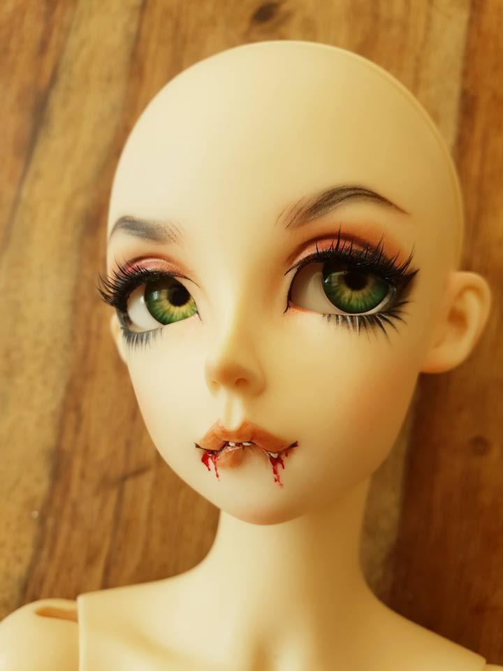 Vends toutes mes dolls: K6, iplehouse, DIM....  32959710