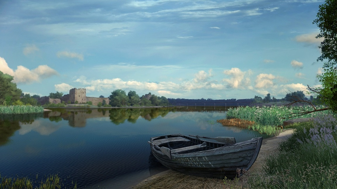 Volkhov River Lv. 20+ Volkho10