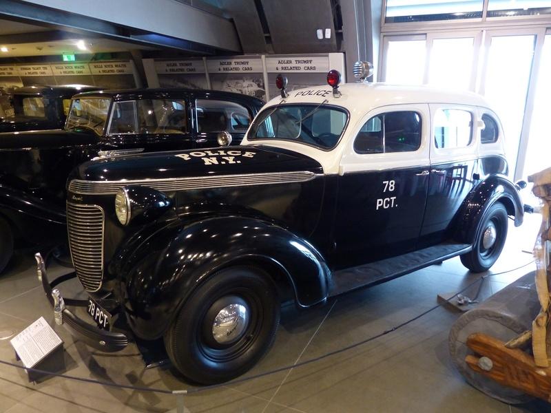 Hellenic Motor Museum Hellen11