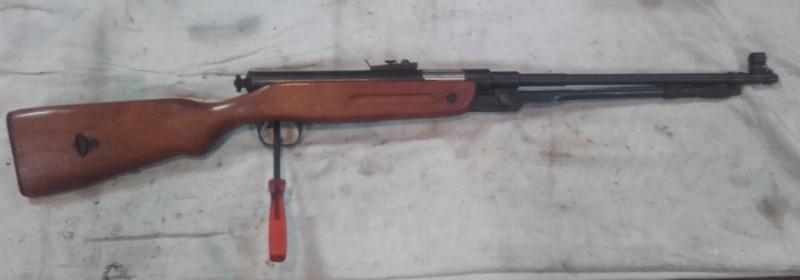 Un clone de BAM B3-1 ou la carabine de mon enfance 20180515