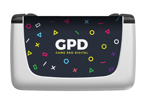 Giveaway: GPD WIN 2 cover plate design contest 94e63810