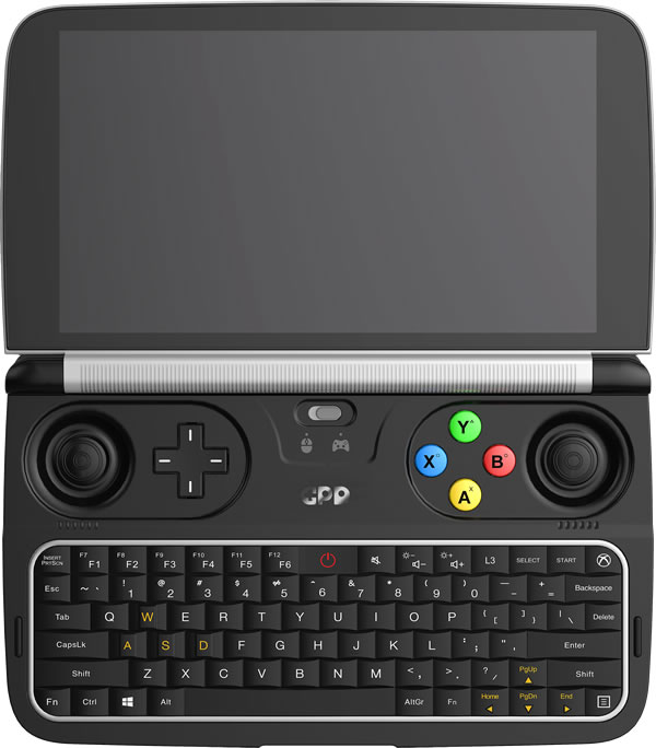 GPD WIN: A handheld game console that can run AAA games smoothly A210