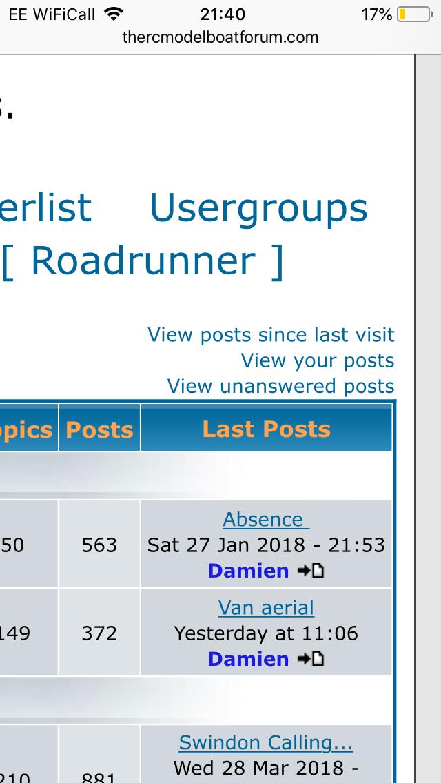 Dead Forum? F26c1d10