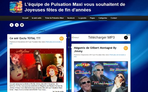 Le Blog de Pulsation Maxi  110
