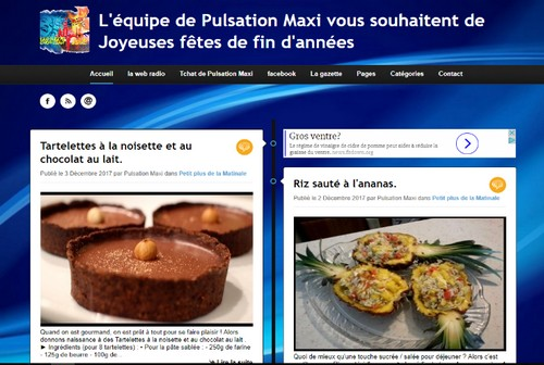Le Blog de Pulsation Maxi  210