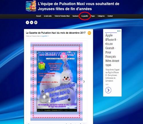 Le Blog de Pulsation Maxi  310