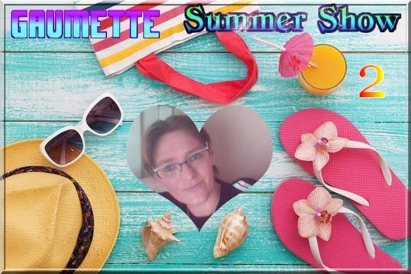 Gaumette Summer Show  Affich10