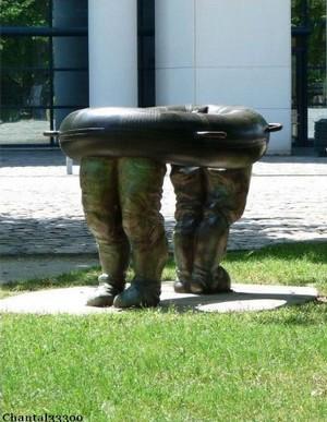 Les sculptures les plus insolite  - Page 5 Insoli10