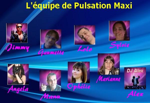 L' équipe et les émissions de Pulsation Maxi  Nouvel10