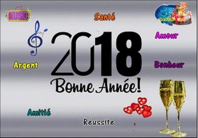 Bonne année 2018 Nouvel11