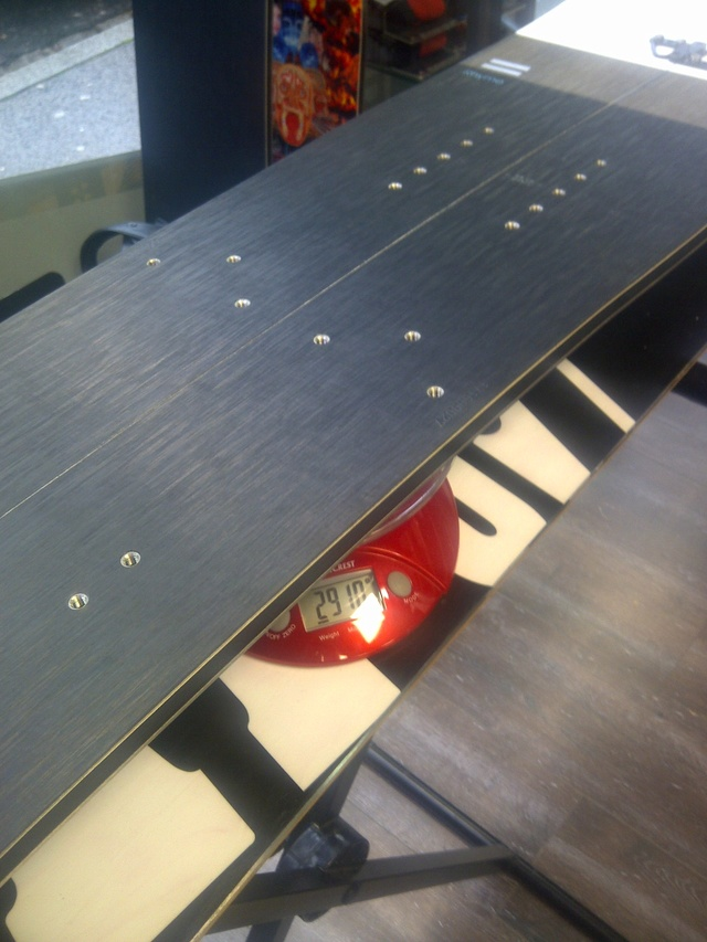 Splitboard RHYME BC RIDGE  taille 160 Img-2011