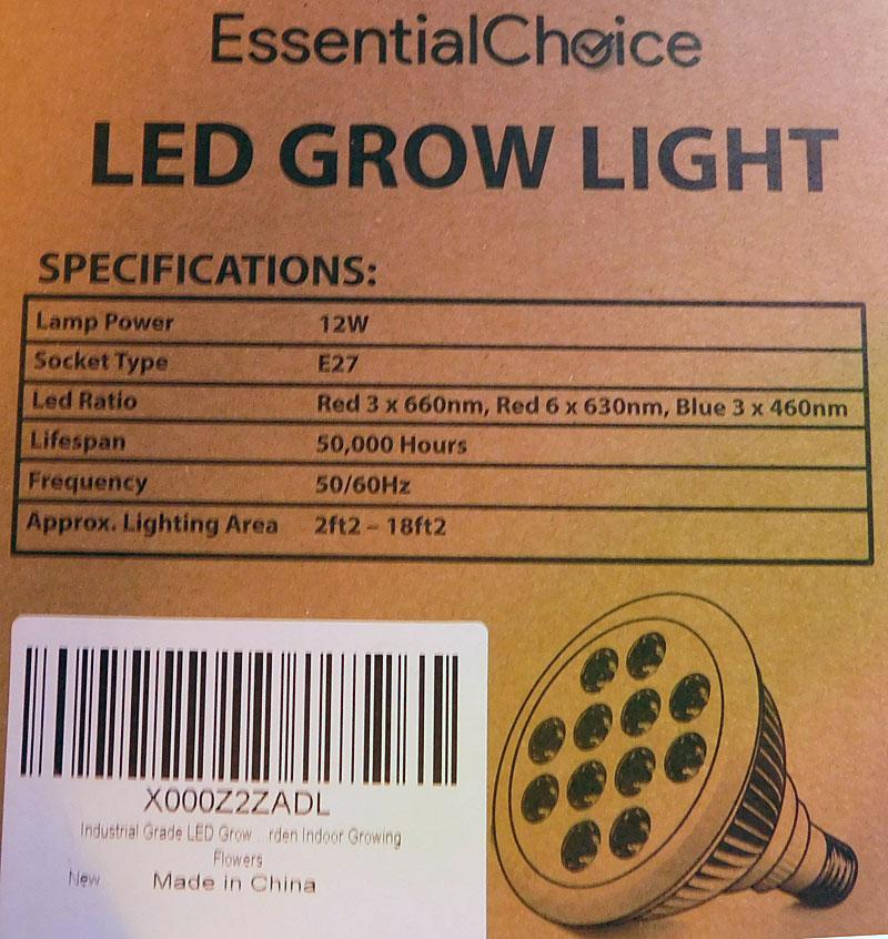 LED grow lights......any advice? - Page 2 Led410