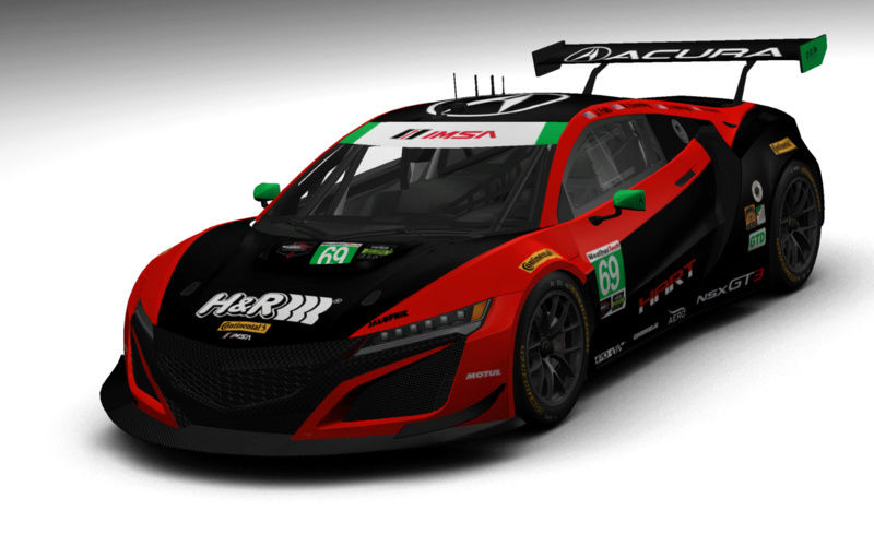 (DELETED) Acura NSX GT3 - Page 6 Hart_n10