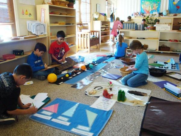 El método Montessori  Montes10