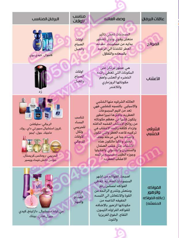 كتالوج السعودية ابريل ومايو 2018 من ماى واى  للاشتراك والتواصل 0504824948 1_copy12