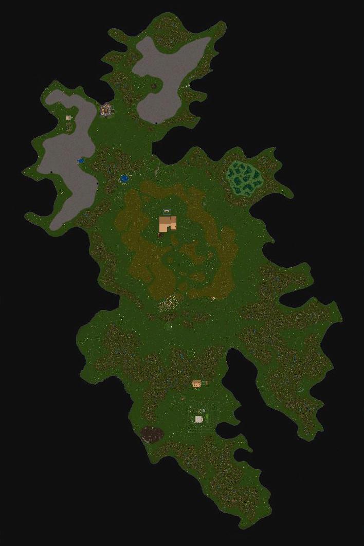 Carte de la forêt obscure Fofelu11