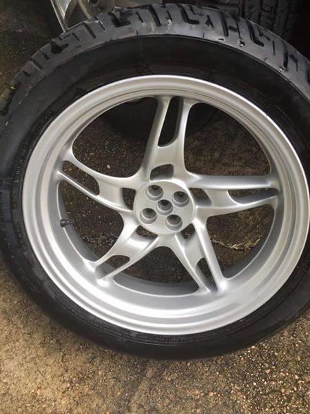 "FS: Aftermarket Items, K1100 Parts & K1200RS 5"" rear wheel 21034612"