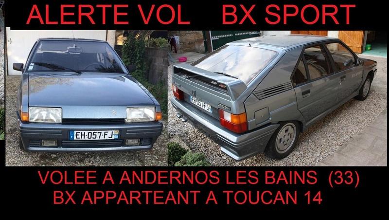 vol de ma BX Sport Vol_bx10