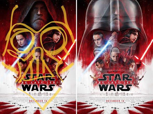 Theatrical poster discussion - The Last Jedi - Page 8 Darth-11