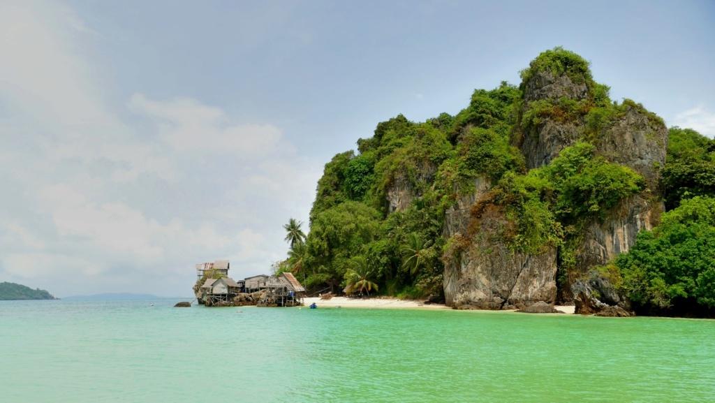 Thaïlande, L'ile aux nids d'hirondelles Koh_ma11