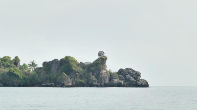 Thaïlande, L'ile aux nids d'hirondelles Koh_ma13